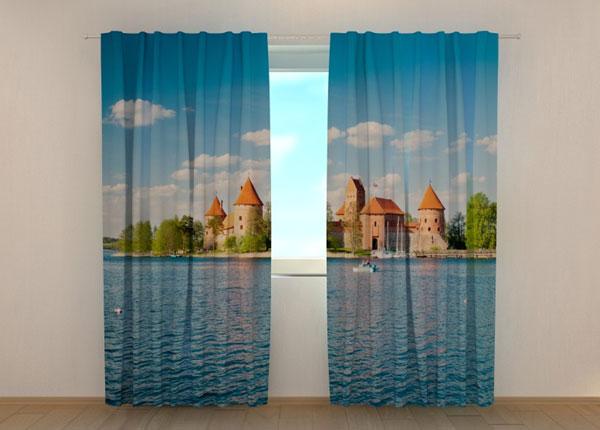 Полузатемняющая штора Beautyfull Trakai 240x220 см ED-134183