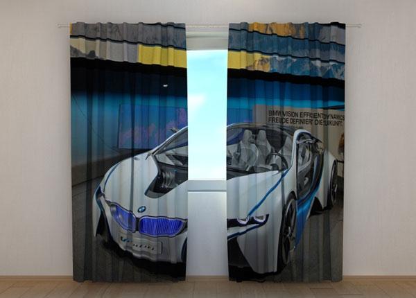 Полузатемняющая штора BMW 240x220 см ED-134202