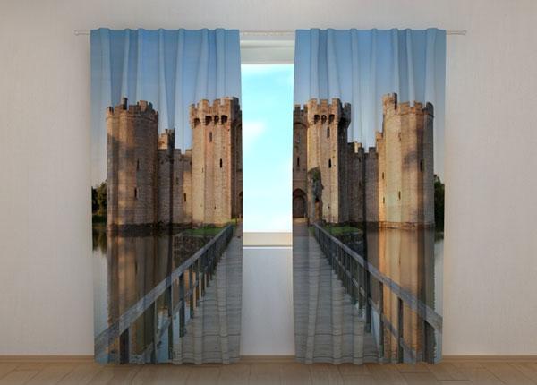 Полузатемняющая штора Bodiam Castle 240x220 см ED-134213