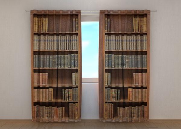 Полузатемняющая штора Bookcase 240x220 см ED-134215