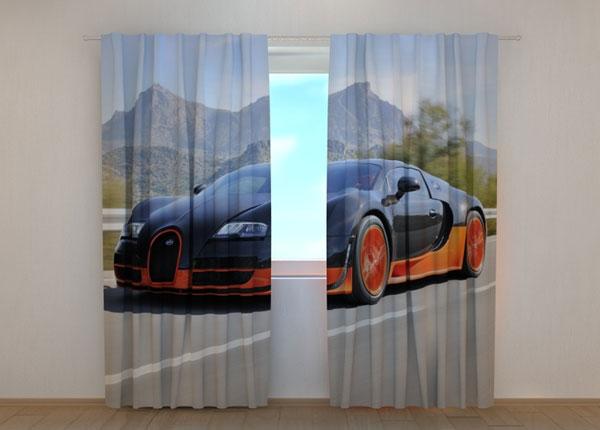 Полузатемняющая штора Bugatti Veyron ED-134245