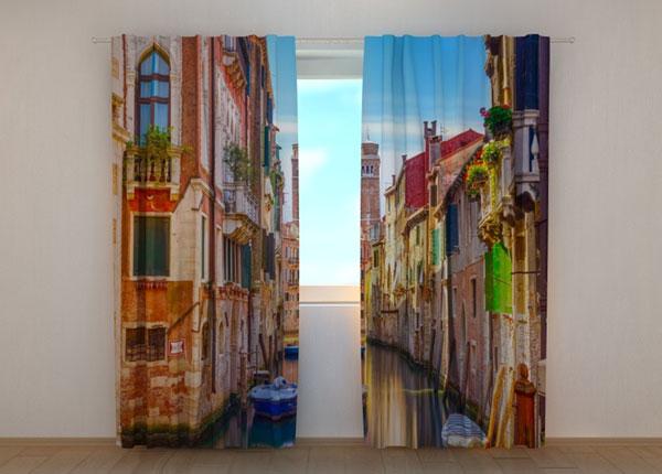 Полузатемняющая штора Canal of Venice ED-134247