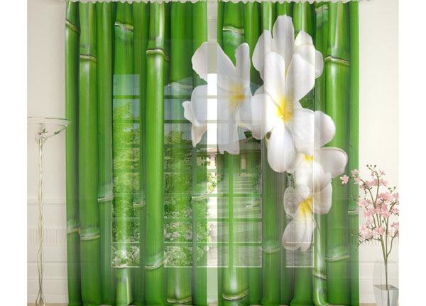 Tüllkardinad Bamboo 290x260 cm AÄ-134304