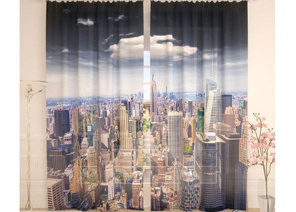 Tüllkardinad New York 290x260 cm AÄ-134307