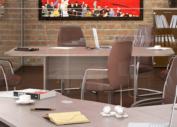 Kokouspöytä Xten 220x110 cm KB-134543