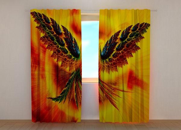 Полузатемняющая штора Firebird ED-134664