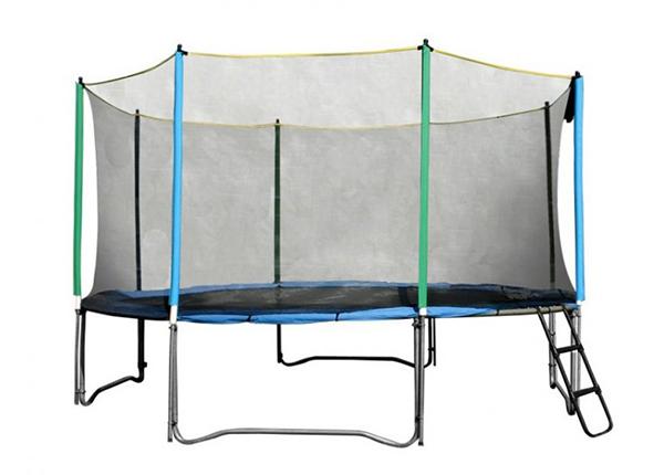 Батут с защитной сеткой Top Jump 244 см
