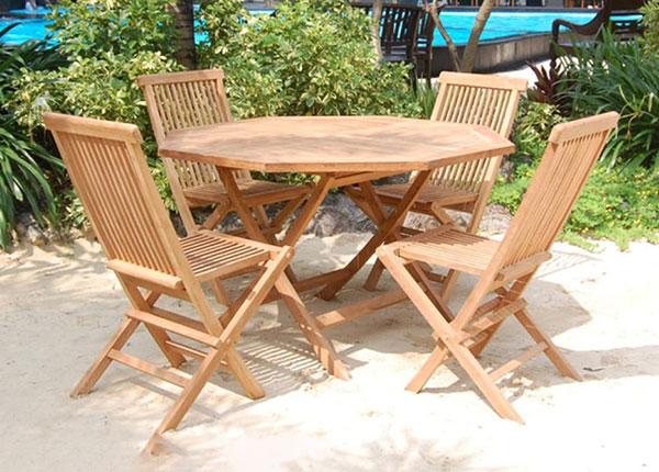 Комплект садовой мебели Rosy