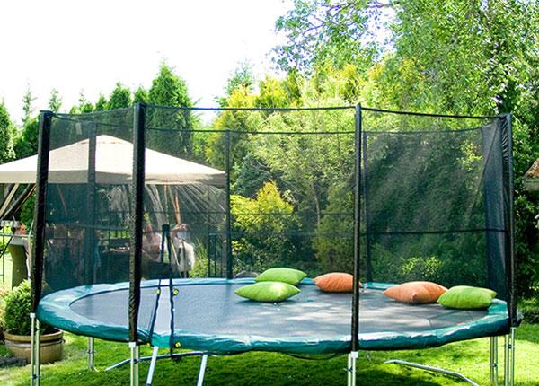 Turvaverkko 3,04 m trampoliiniin EV-134878