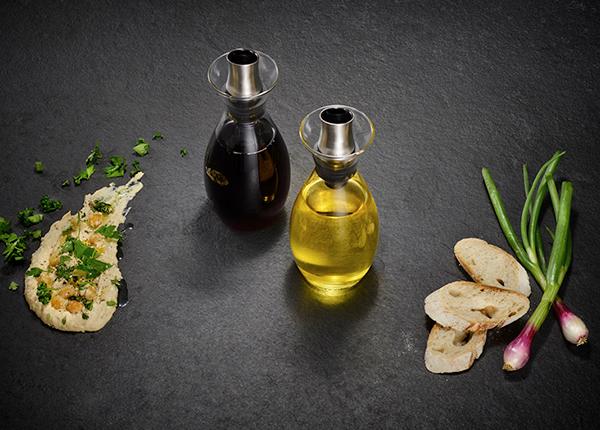 Öljy- ja etikkapullosetti