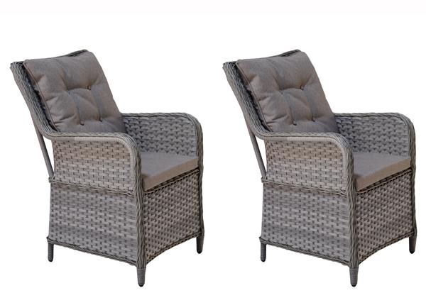 Садовые стулья Lexton, 2 шт