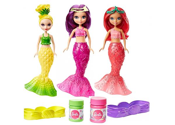 Mullitaja Barbie merineitsi