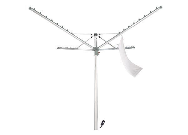 Раскладная уличная сушилка для белья Leifheit Linomatic Premium 500 UR-135402