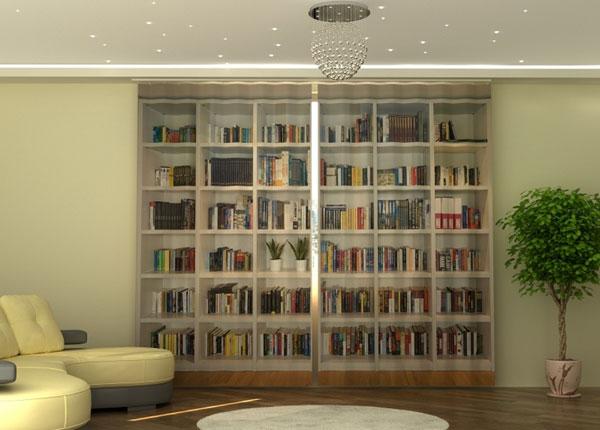 Полузатемняющая штора Books ED-135535