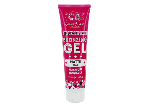 Itseruskettava geeli BRONZIN GEL MATTE 150 ml