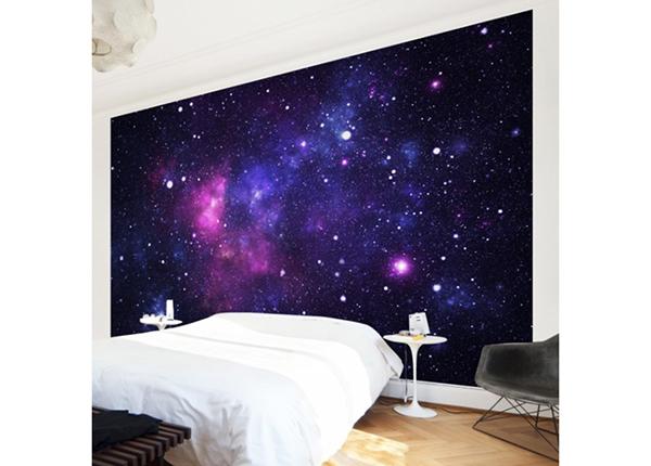 Fliis fototapeet Galaxy