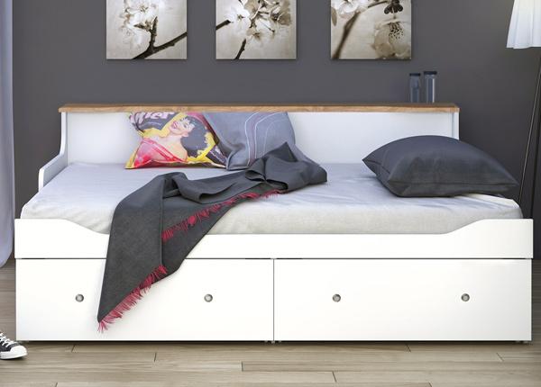 Lahtikäiv voodi Combee 80/160x200 cm