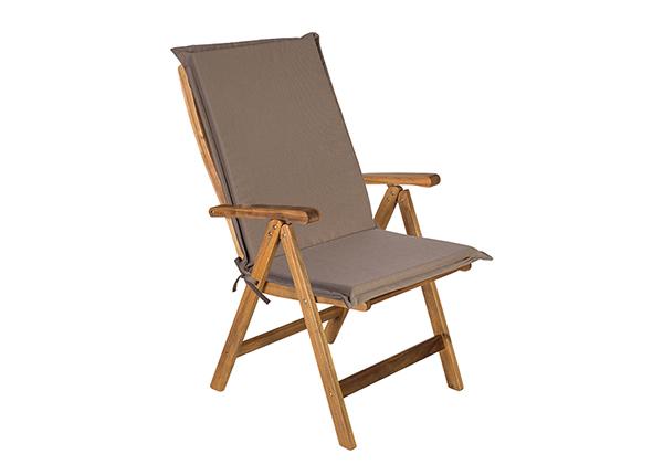 Покрывало на стул со спинкой Summer 48x115 cm EV-137049