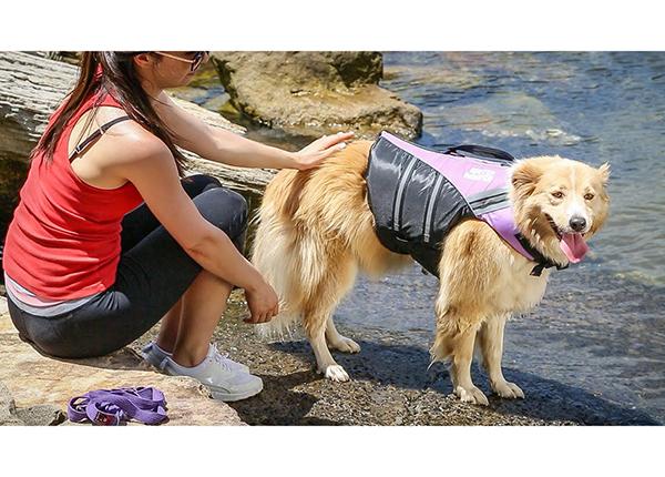 Koirien pelastusliivi koko XL