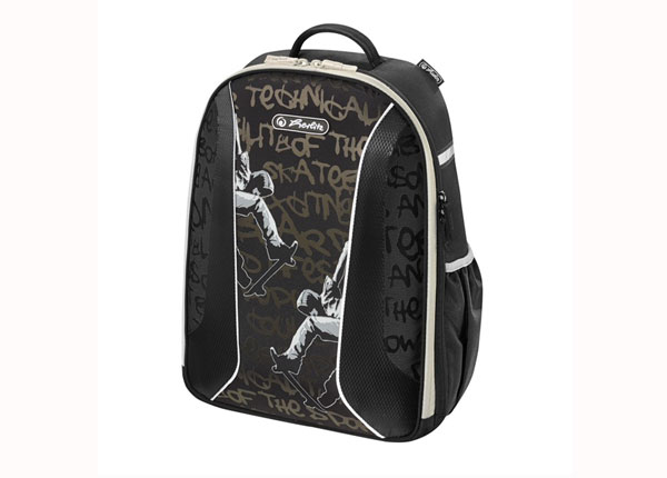 Koulureppu HERLITZ BE BAG AIRGO SKATER
