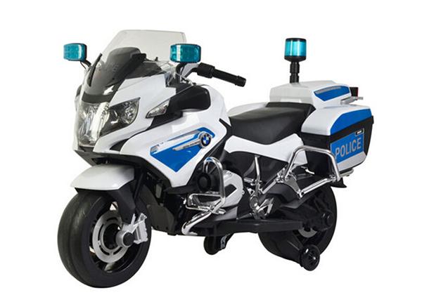 Elektriline mootorratas BMW Police