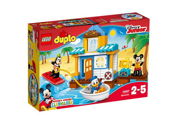 Lego Duplo Miki ja sõprade rannamaja