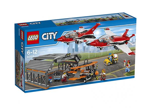 Lennujaama õhuetendus LEGO City