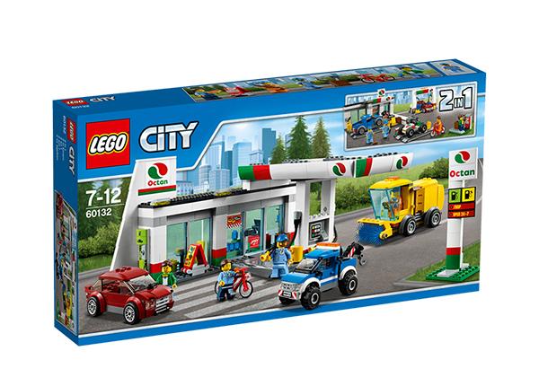 Palveluasema LEGO CITY