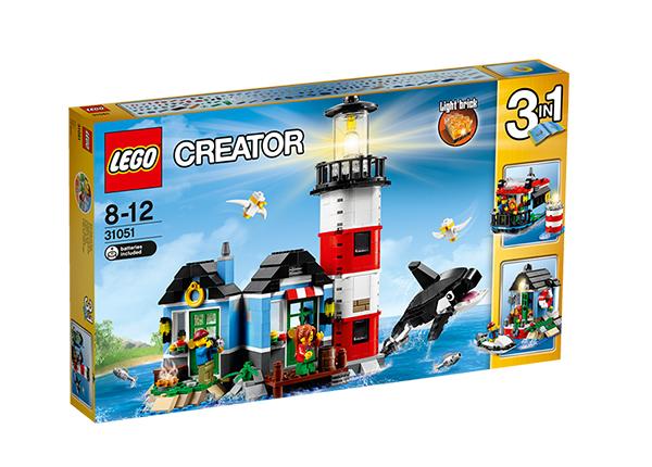 Majakas Lego Creator