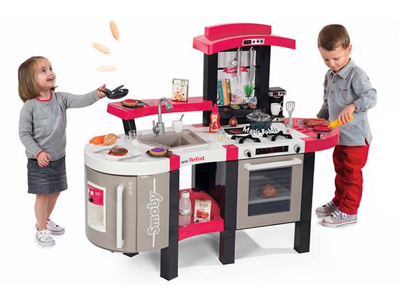 f138190a7a1 Kiire tarne! Köök Deluxe RO-137857 Elektrooniline köök 27 osaline •  materjal: plastik • kõik mida vajad maitsva toidu valmistamiseks • ahi,  külmik, ...