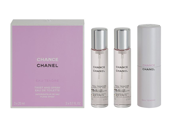 Chanel Chance Tendre EDT 3x20 ml