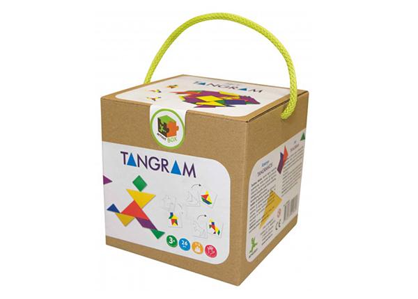 Tangram peli