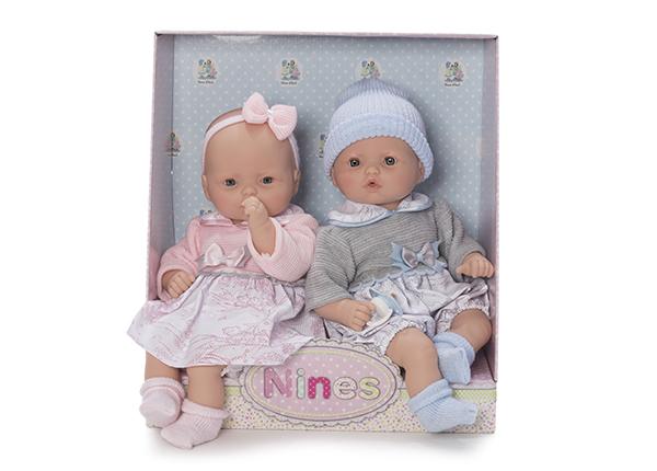 Кукла-близнецы 40 см KE-138199
