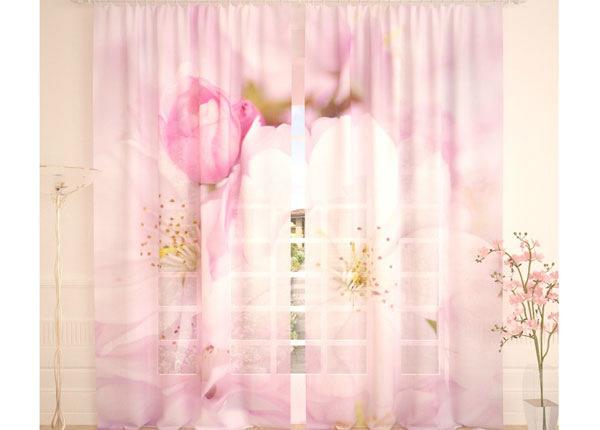 Tüllkardinad Soft Sakura 290x260 cm AÄ-138231