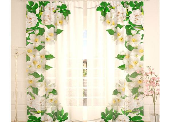 Тюлевые занавески A Wild Rose Window 290x260 cm AÄ-138237