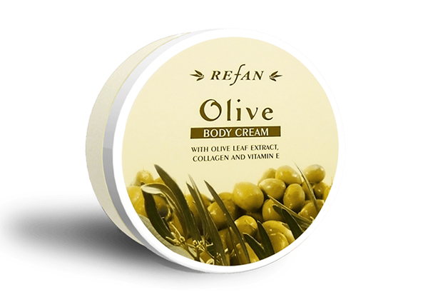 Kehakreem oliividega 200ml TQ-138395