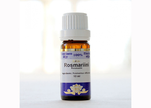 Eteerinen öljy ROSMARIINI 10 ml