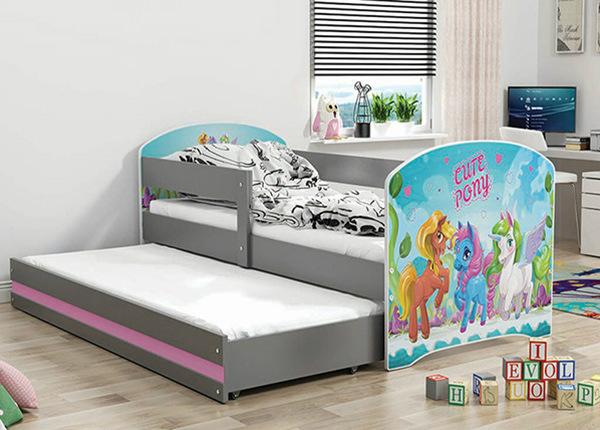 Lasten sänkyryhmä 2-le 80x160 cm