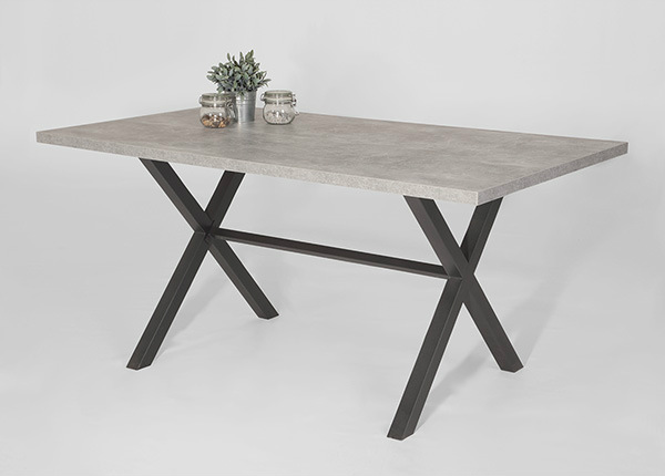 Ruokapöytä KAREN II 90x160 cm SM-139994