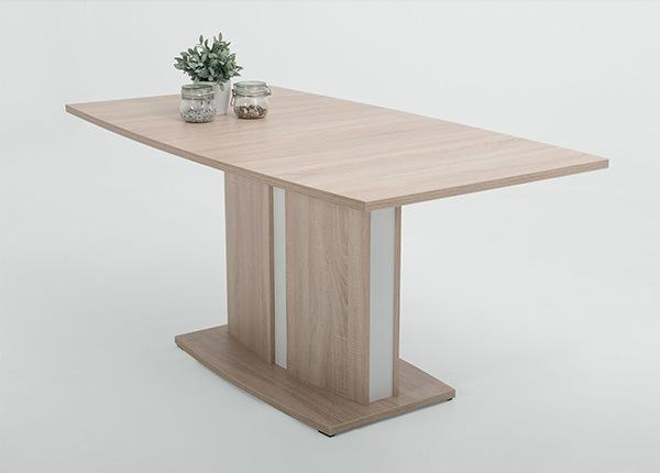 Jatkettava ruokapöytä MAY 90x160/200 cm