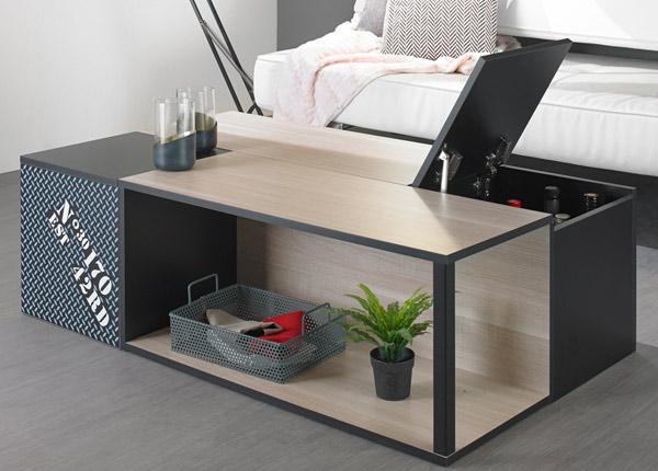 Sohvapöytä DOCK 120x70 cm