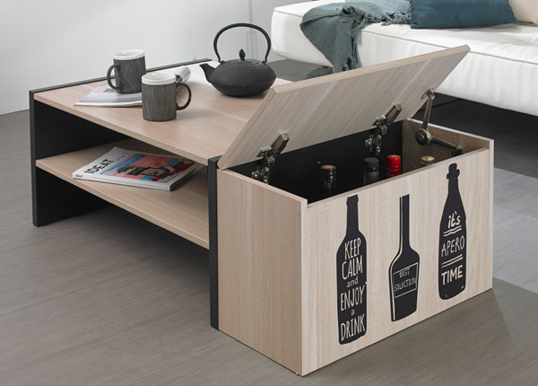 Sohvapöytä BOX 108x60 cm