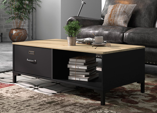 Sohvapöytä MANCHESTER 110x60 cm
