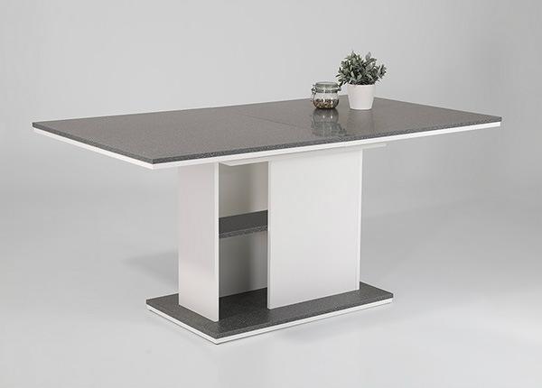 Jatkettava ruokapöytä ROSALIE 90x160/200 cm SM-140092