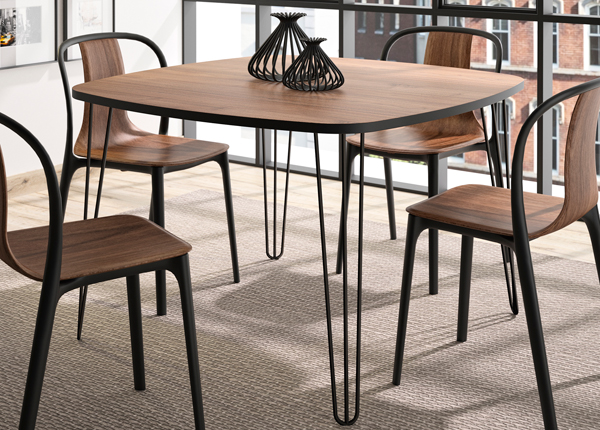 Ruokapöytä Colada 115x115 cm