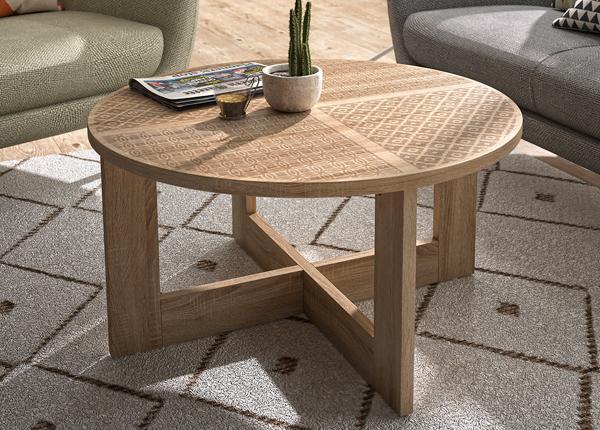 Журнальный стол Tika Ø 82 cm
