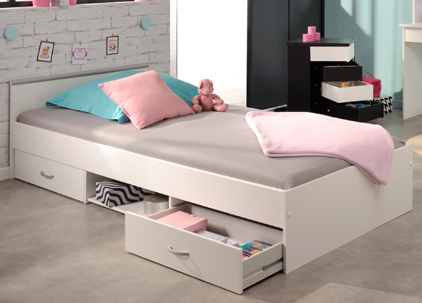 Комплект кровати Alpha 90x200 cm