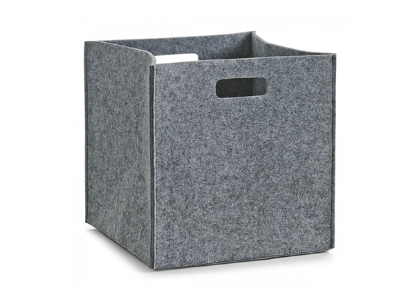 Коробка для хранения из войлока