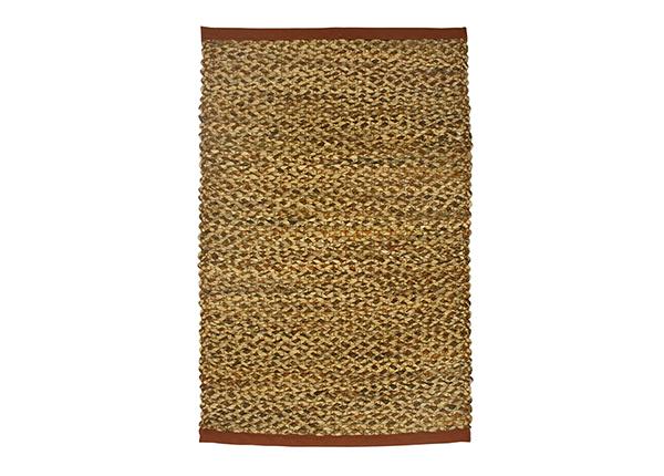 Натуральный ковёр из водного гиацинта 60x90 cm EV-140944