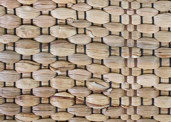 Натуральный ковёр из водного гиацинта 60x90 cm EV-140960